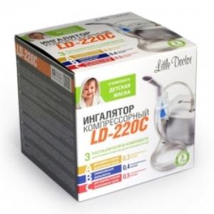 Ингалятор LD-220С компрессорный